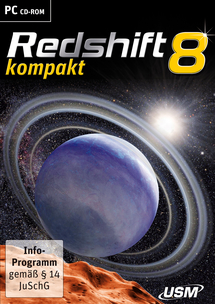 Cover für Redshift 8 Compact